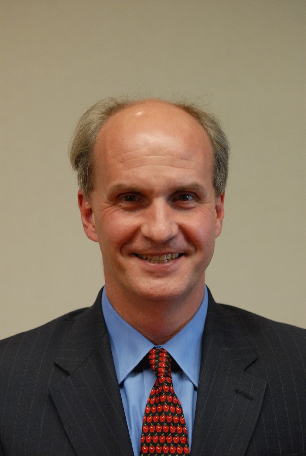 Dan Challener, president of the Public Education Foundation, a nonprofit that supports local schools.