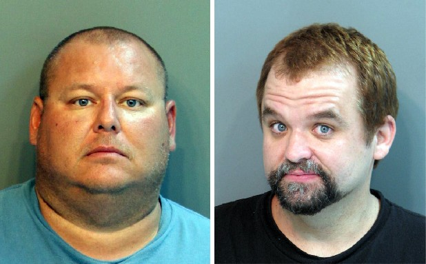Ronald Lee Pittman, 42, and Billy Bob Partin, 39, are charged in connection with the death of Chance LeCroy.