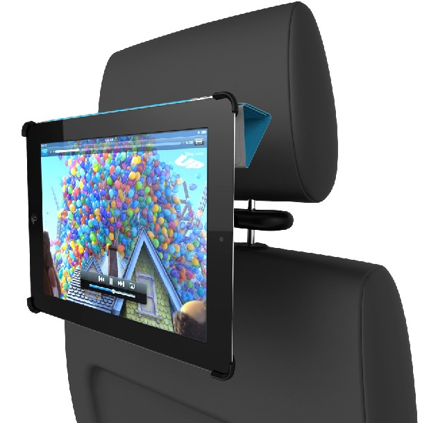 The TouCoul CoulVue iPad car mount is one of the many accessories available for tablet computers.