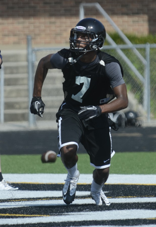 Ridgeland's Vonn Bell is a top prospect for the 2013 high school football recruiting class.