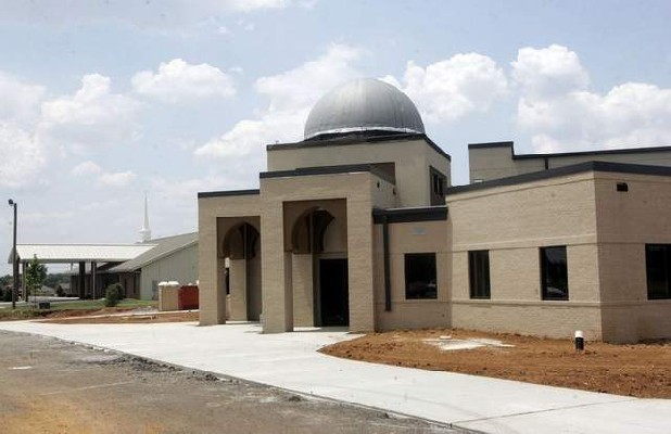 The Islamic Center of Murfreesboro plans to open a new mosque soon on Veals Road off Bradyville Pike. The new building will initially be 12,000 square feet, but the congregation has long-term plans to expand it to 52,960 square feet. Lawyers for the embattled Islamic Center of Murfreesboro filed suit today in Nashville, seeking federal help in opening their new mosque in time for Ramadan.