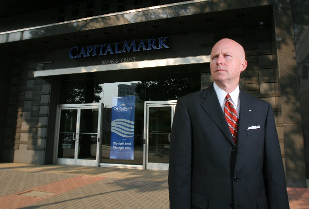 Craig Holley, Chairman, President, and CEO of CapitalMark Bank & Trust