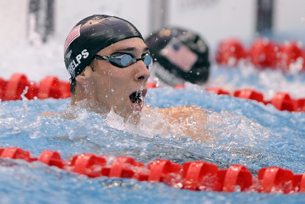 Michael Phelps (AP Photo/Mark J. Terrill, File)