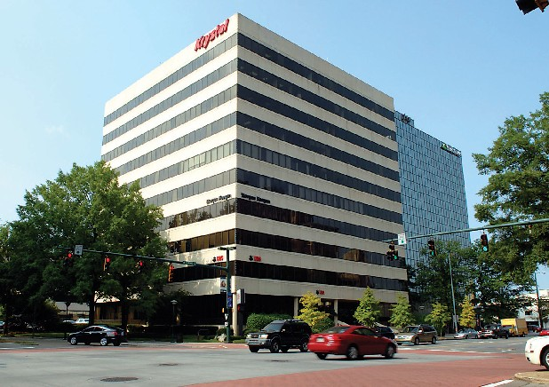 Krystal's Chattanooga headquarters