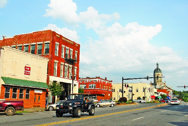 Located in eastern North Carolina, the town of Murphy, NC is the county seat for Cherokee County.