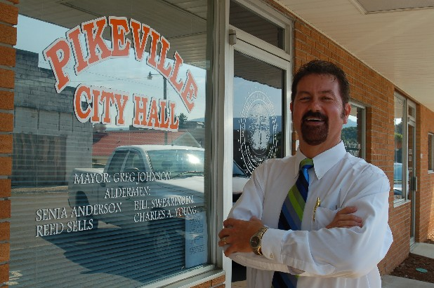 Pikeville Mayor Greg Johnson