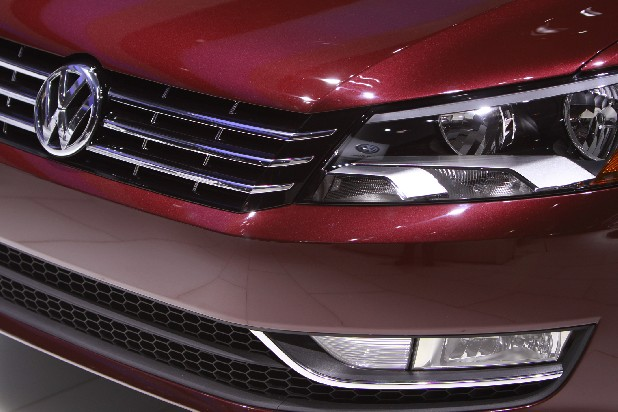 The Volkswagen Passat began production in Chattanooga in 2011.