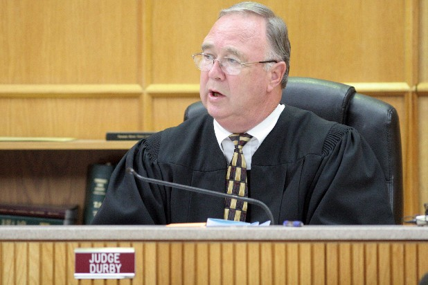 Judge Ron Durby.