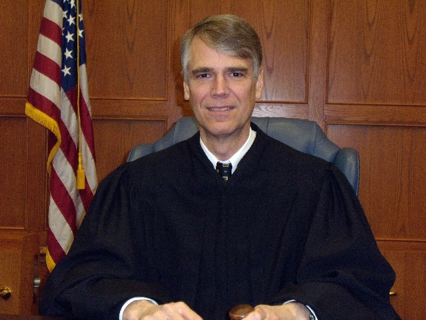 Judge Thomas A. Varlan.