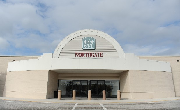 A major department store at Northgate Mall, Belk, unveiled its $3.5 million renovations Wednesday with a grand reopening.