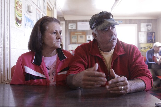 Pam and David Presley are the owners of Section Dairy Bar in Section, Ala. The Presleys have owned the Dairy Bar for 31 years, but the widening of state Highway 35 will take so much of the property around the restaurant that they decided to close on Dec. 1.