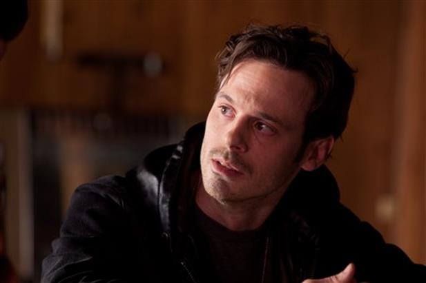 "This film image released by The Weinstein Company shows Scoot McNairy in a scene from ""Killing Them Softly."" (AP Photo/The Weinstein Company, Melinda Sue Gordon)   (Associated Press)"