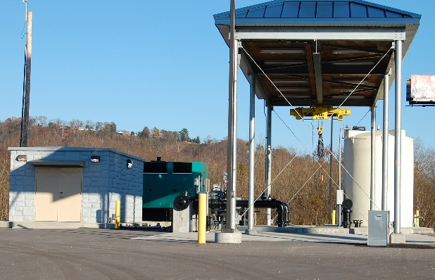 A pump station that is part of a $9 million Ringgold, Ga., interceptor is now operated by Moccasin Bend Treatment Plant.
