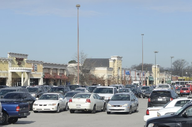 New businesses are growing at Eastgate Town Center on Brainerd Road in Chattanooga.