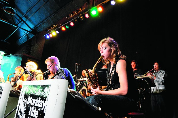 The Chattanooga Monday Nite Big Band will perform Monday night in The Coconut Room, 6925 Shallowford Road, at 7:30.  There is no cover charge. Call 499-5055 for more information.