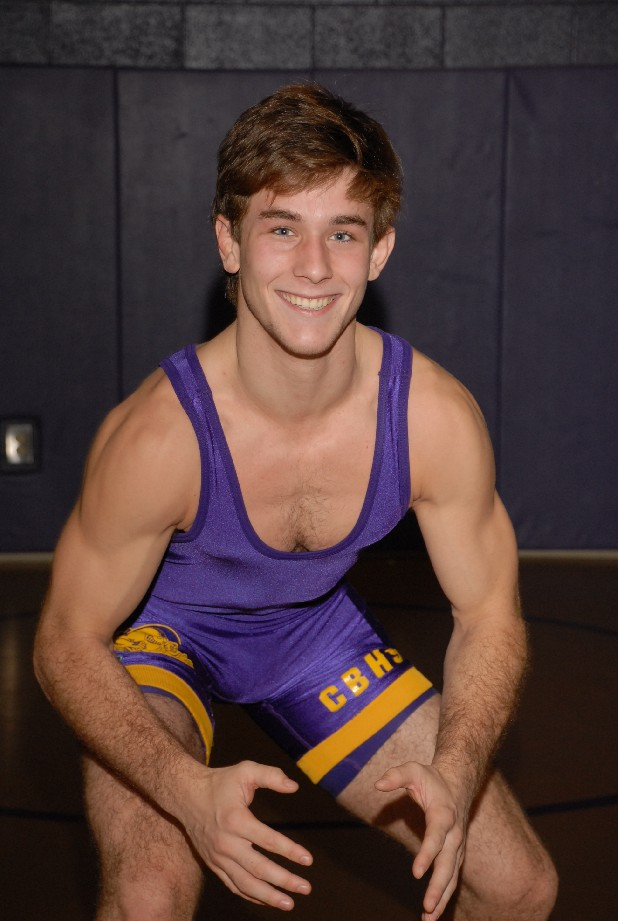 Barrett Walthall, a UTC wrestling commit for 2013