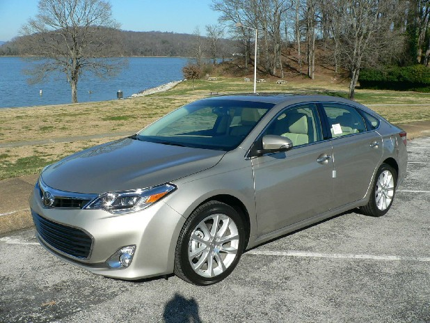 The new 2013 Avalon has new, racy sheetmetal that portends more dramatic styling to come from Toyota.