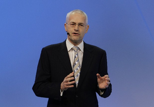 Jonathan Browning, President and CEO Volkswagen Group of America
