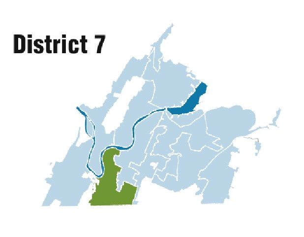 City Council District 7
