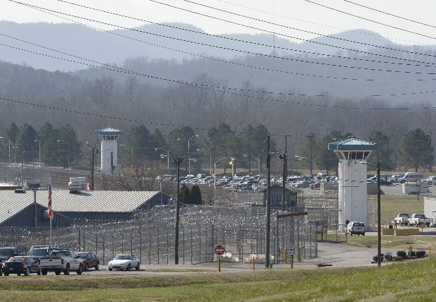 Hays State Prison is in Trion, Ga.