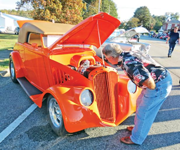 The Fort Oglethorpe Cruise-In, featuring an array of classic cars, trucks and motorcycles, opens its season in a new location, Gateway Business Center and Mall on Cloud Springs Road.