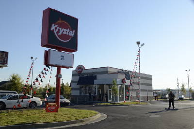 Krystal Exodus From Chattanooga Almost Complete Times Free Press