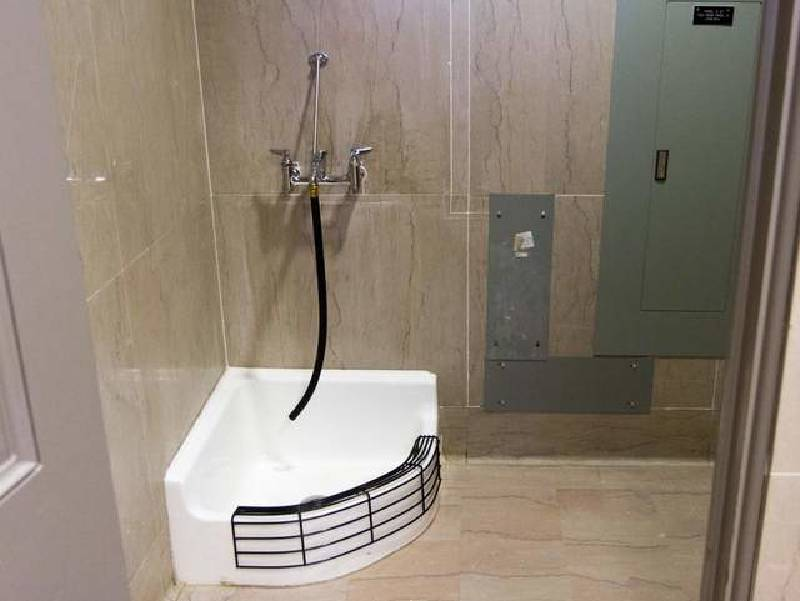 Tennessee Lawmakers Confuse Mop Sink In State Capitol For Muslim  Foot Washing Sink