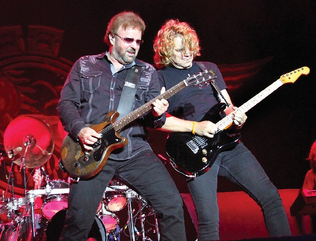 Rock band 38 Special will headline Thunder on the Rock in Monteagle