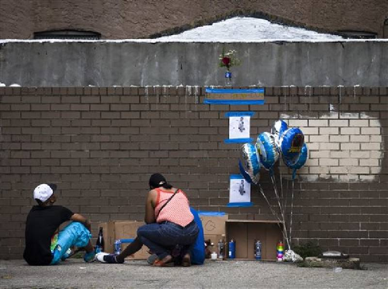 Police Dad Of New York Child Shot To Death In Stroller Likely Target Chattanooga Times Free Press