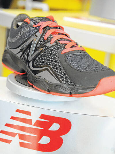 New Balance WX867 shoe pivotal for