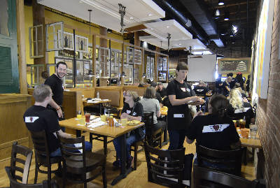 Tupelo Honey Cafe New Southern Restaurant Opens In Downtown Chattanooga