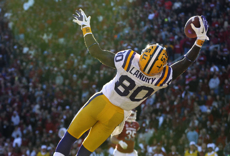 jarvis landry college jersey