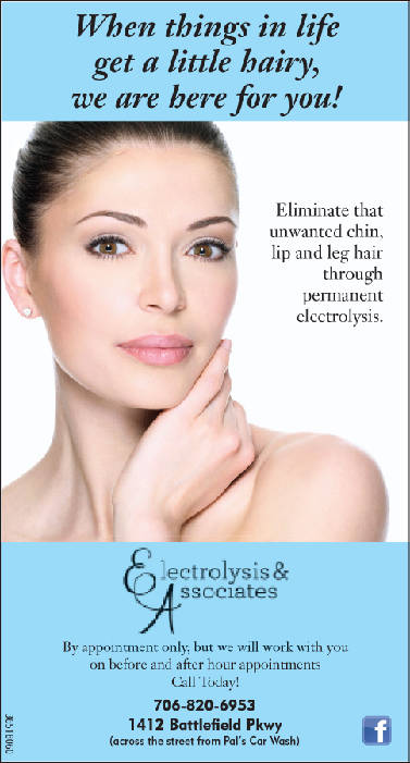 Be ready for spring with Electrolysis and Associates | Times