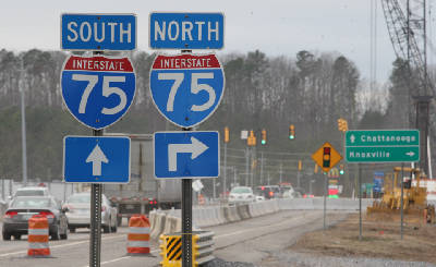 Multiple TDOT projects in the works for Bradley County