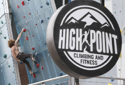 Climbing To New Heights High Point To Add Childrens Gym