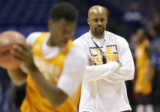 Tennessee heads into Sweet 16 game