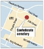 Chattanooga seeks to renounce Confederate cemetery