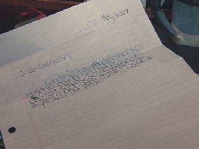 Tennessee mother receives letter from her dead son | Times Free Press