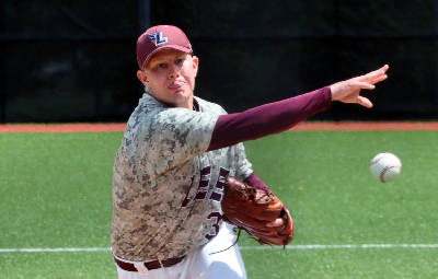 Lee University Baseball >> Lee University Pitcher Jeremy Bales Continues Quest For Pro