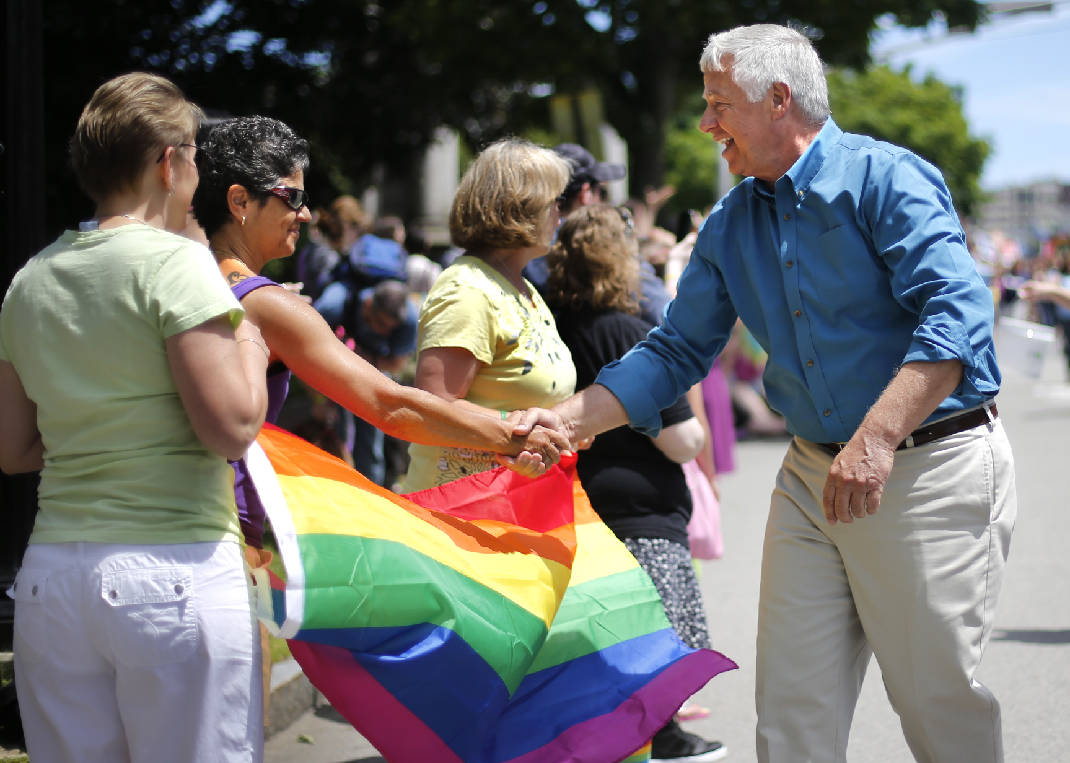 Pps proud part of pride parade for first time