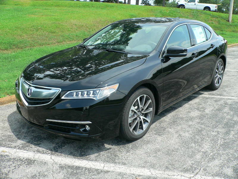 Test Drive: Acura TLX, best of two worlds | Times Free Press on