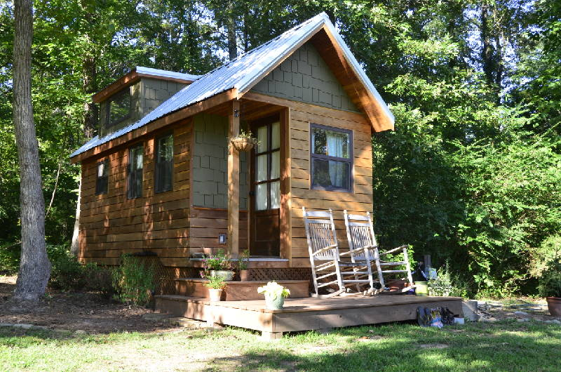 Living Small: Tiny Home In Apison Could Fit On A Truck