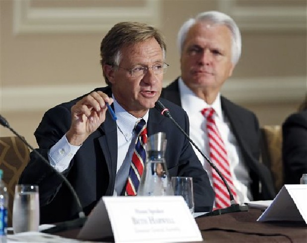 Haslam questions new challenge by fellow Republicans to Common Core