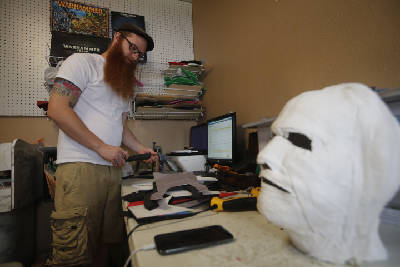 Cleveland-based crafter turns movie props into reality | Times Free