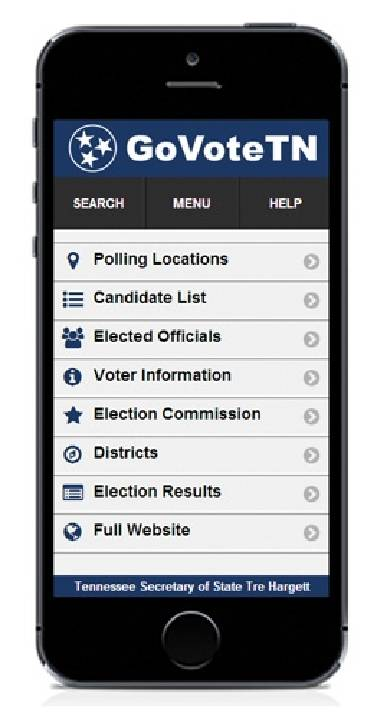 New free app untangles voting confusion in Tennessee | Times Free Press