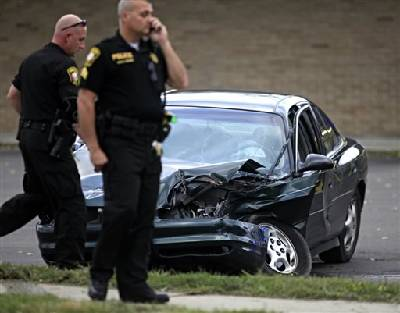 Larry Flynt's daughter hurt in Ohio car accident | Times Free Press