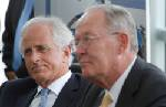 Corker, Alexander want replacement plan in place, but vote for repeal first