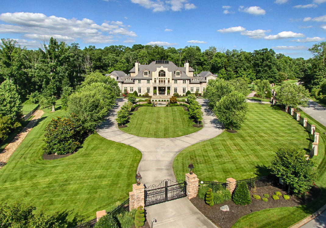 The Top 5 Most Expensive Homes On The Market In