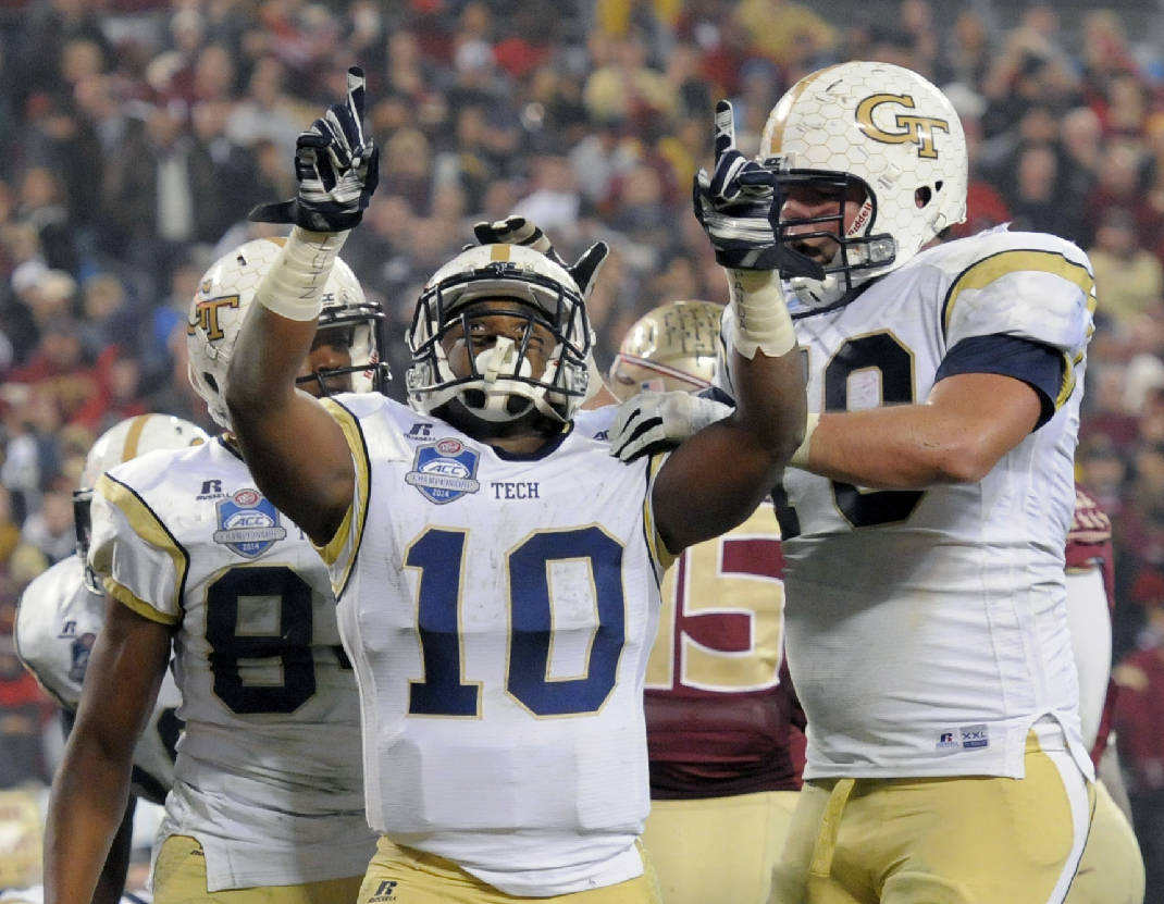 Tennessee Georgia Tech Set To Open 2017 Season In Falcons New Stadium Chattanooga Times Free Press