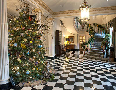 Christmas In Tennesse.Tour The Tennessee Governor S House This Christmas Season